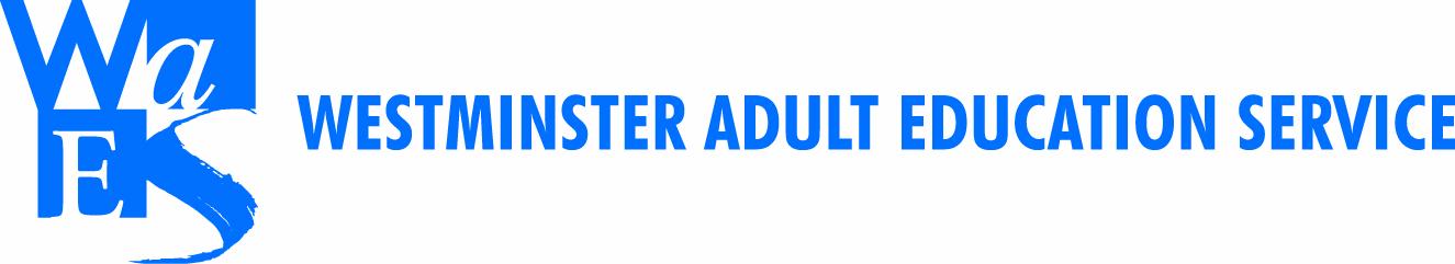 WAES-long-blue logo